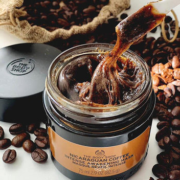 Sample a Nicaraguan Coffee Intense Awakening Mask for free