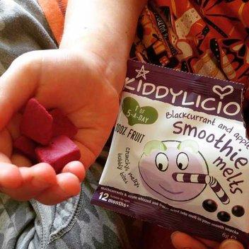 Free Kiddylicious Crunchy Samples