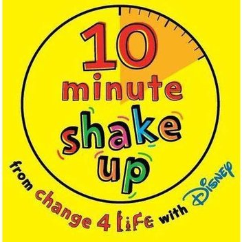 Free 10 Minute Shake Up for kids