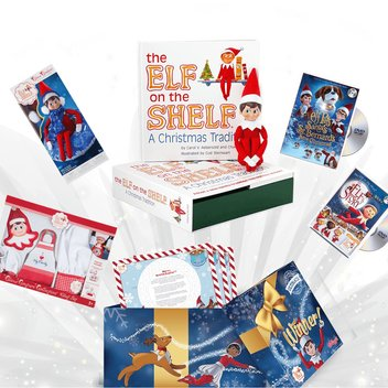 Free Elf on the Shelf prize packages