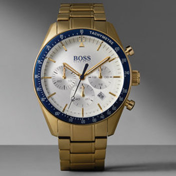 Win a men's Hugo Boss Trophy watch worth £399