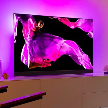 Win a 65in 4K Philips OLED+ 903 TV