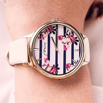 Get a free Joules Watch