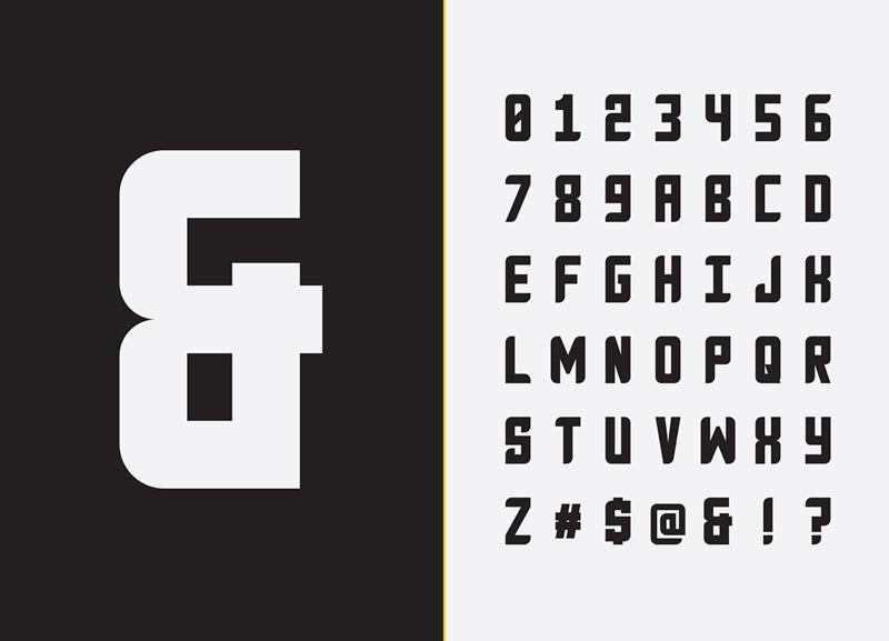 anvyl font