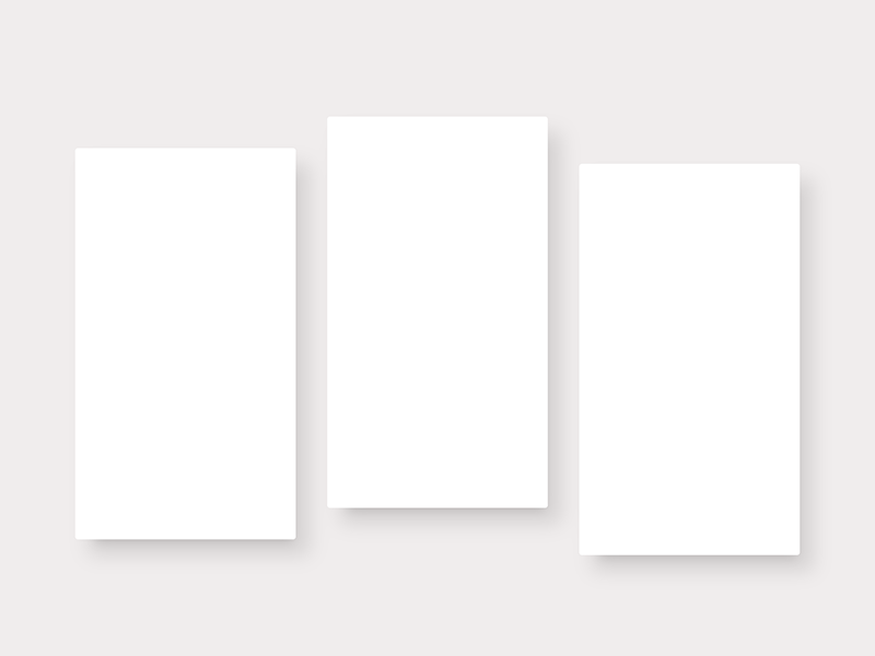 Blank Mobile Mockup Templates PSD - Freebie Supply