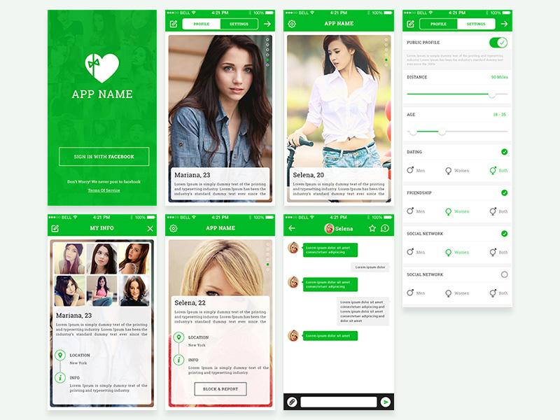 Hello dating app