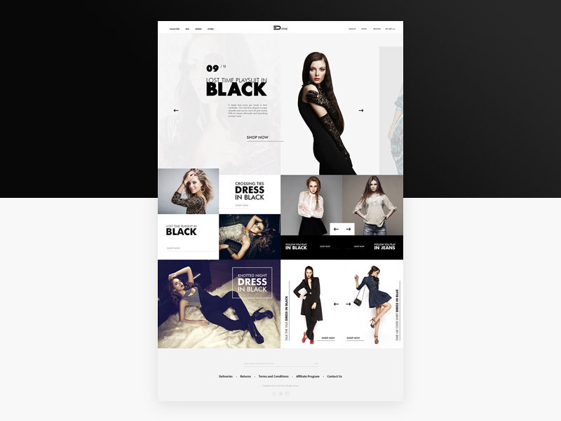 Edstore fashion store template free psd freebie supply edstore fashion store template free psd pronofoot35fo Choice Image