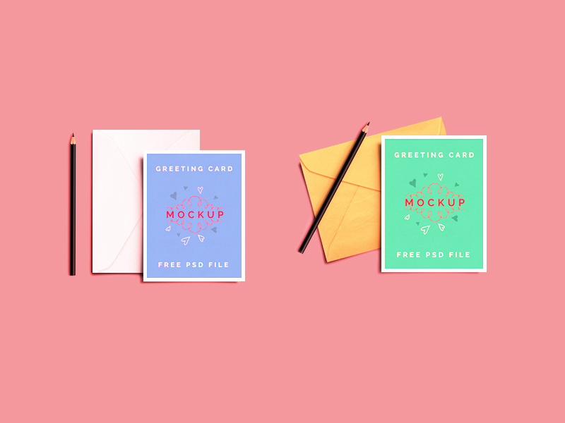 Greeting card mockup psd freebie freebie supply greeting card mockup psd freebie stopboris Image collections