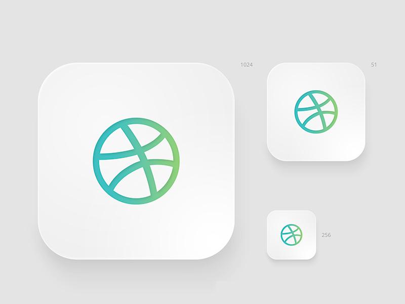 App Design Sketch Template