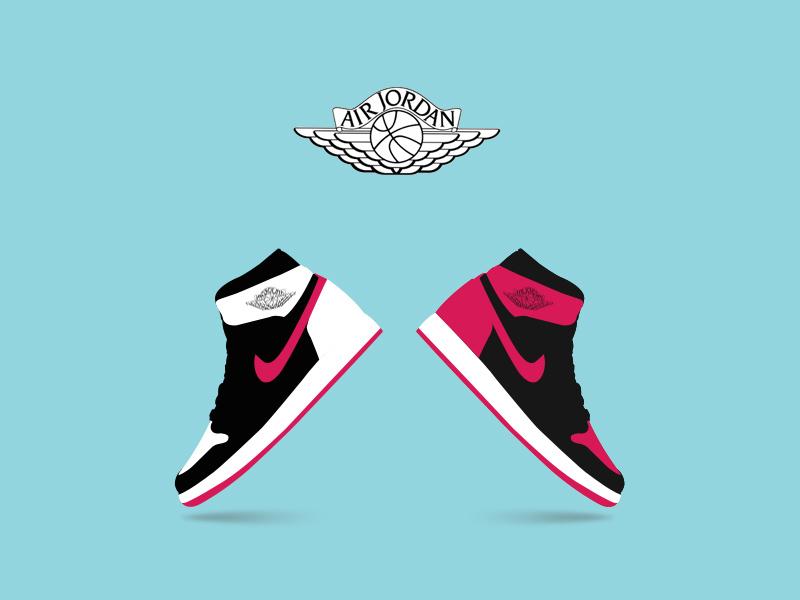 Nike Air Jordan Vector