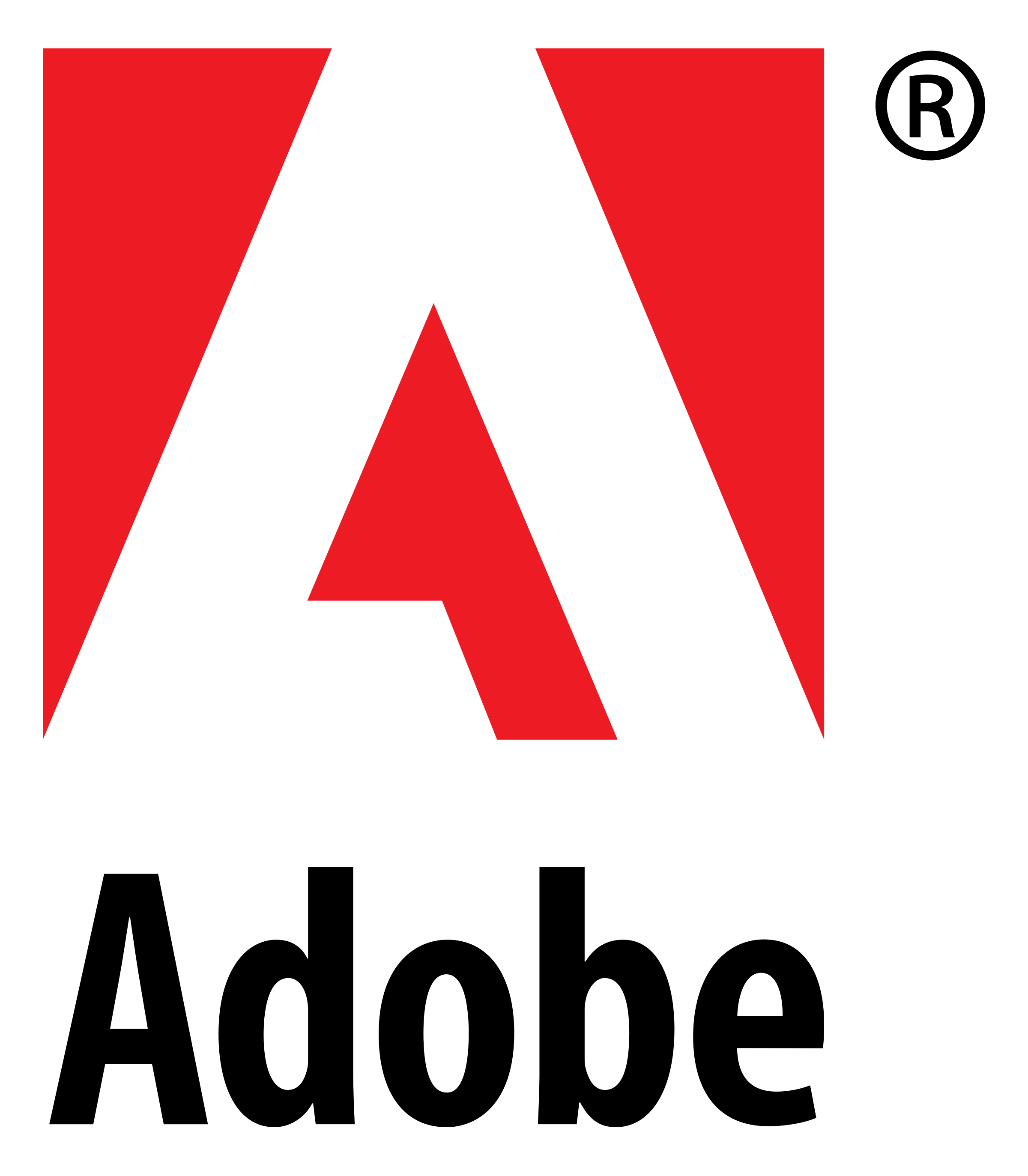 Resultat d'imatges de logo adobe png