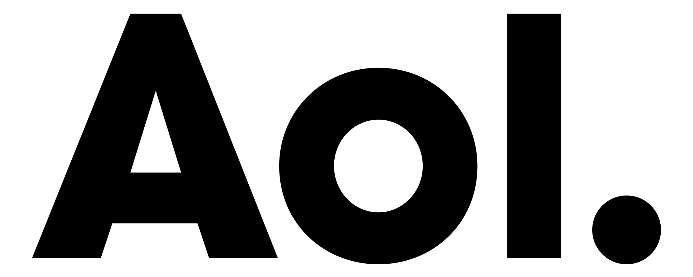 AOL Logo PNG Transparent & SVG Vector