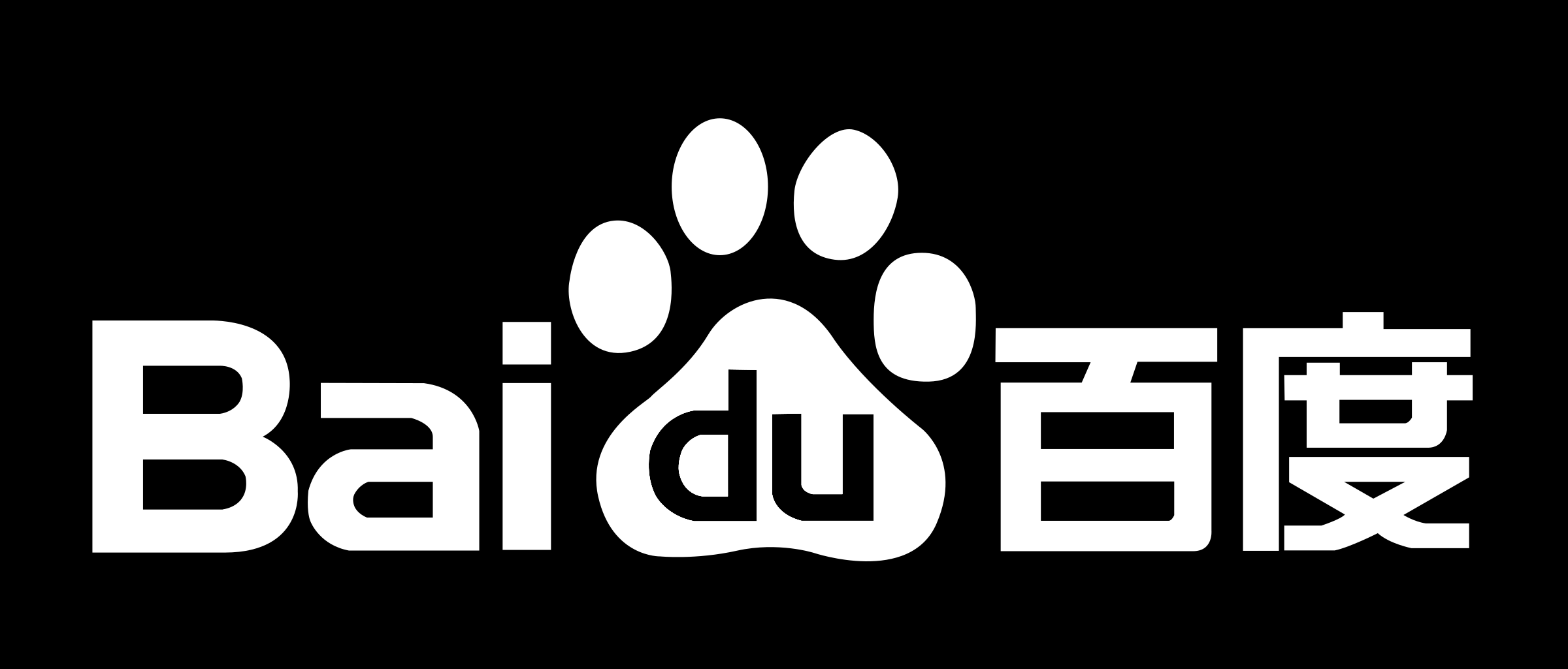 baidu logo png transparent amp svg vector freebie supply
