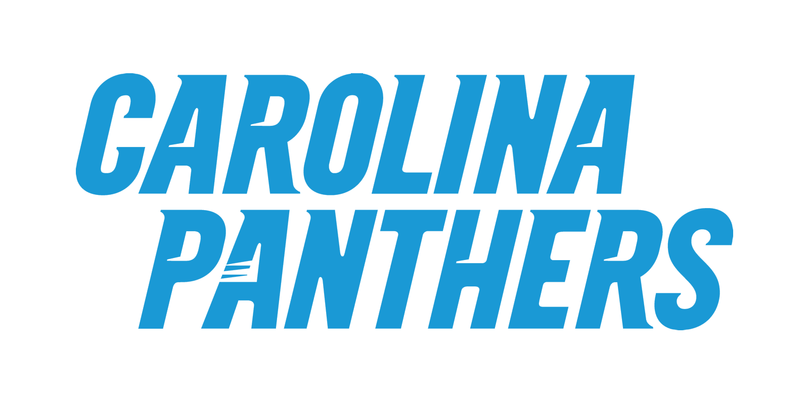 how to draw the panthers logo