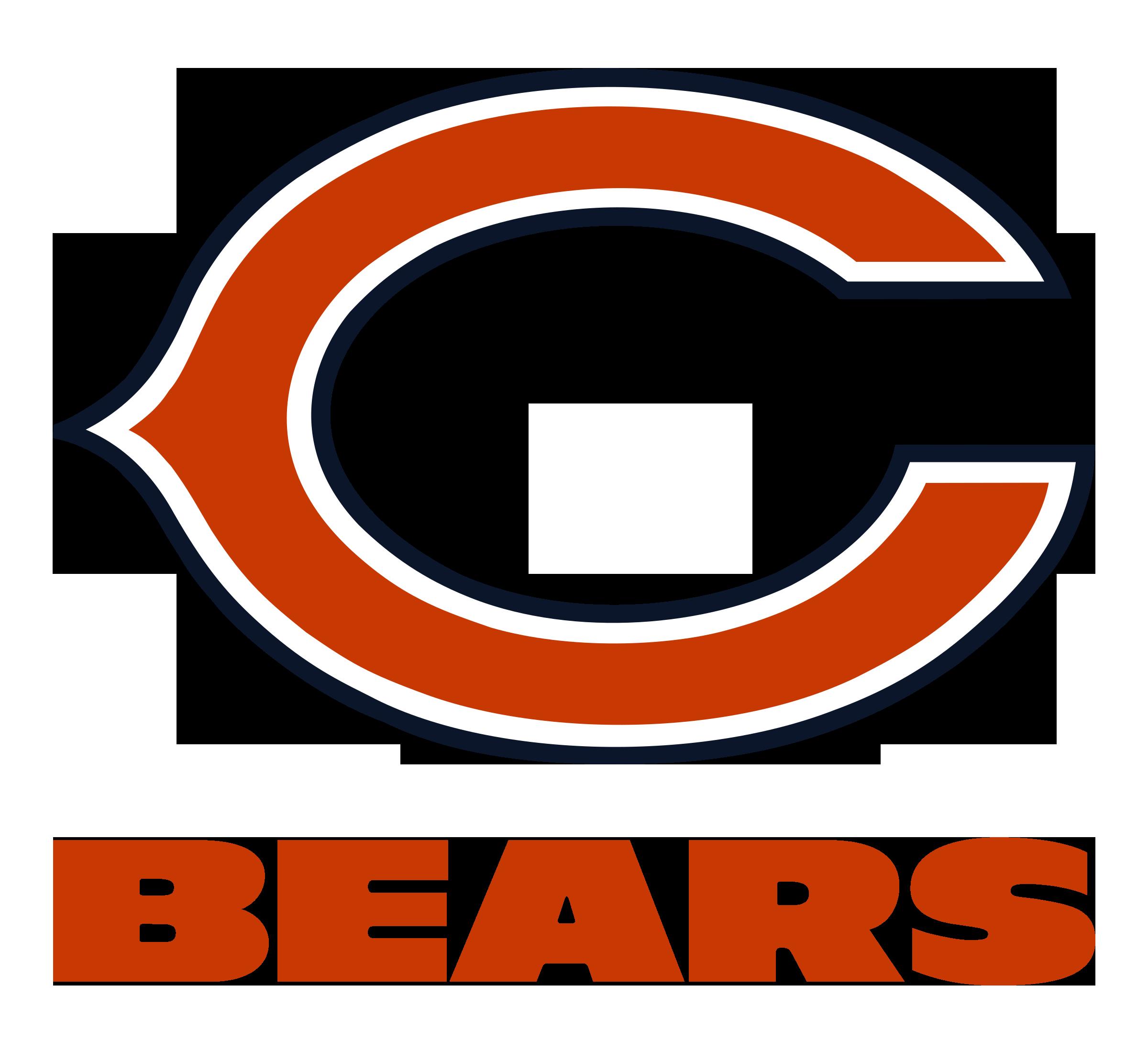 chicago bears logo png transparent svg vector freebie supply rh freebiesupply com New Logo Chicago Bears Skyline chicago bears c logo vector