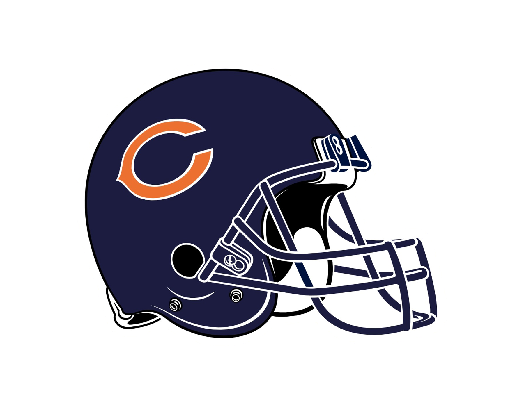 chicago bears logo png transparent svg vector freebie supply rh freebiesupply com Chicago Bears Logo Black and White chicago bears logo pictures download