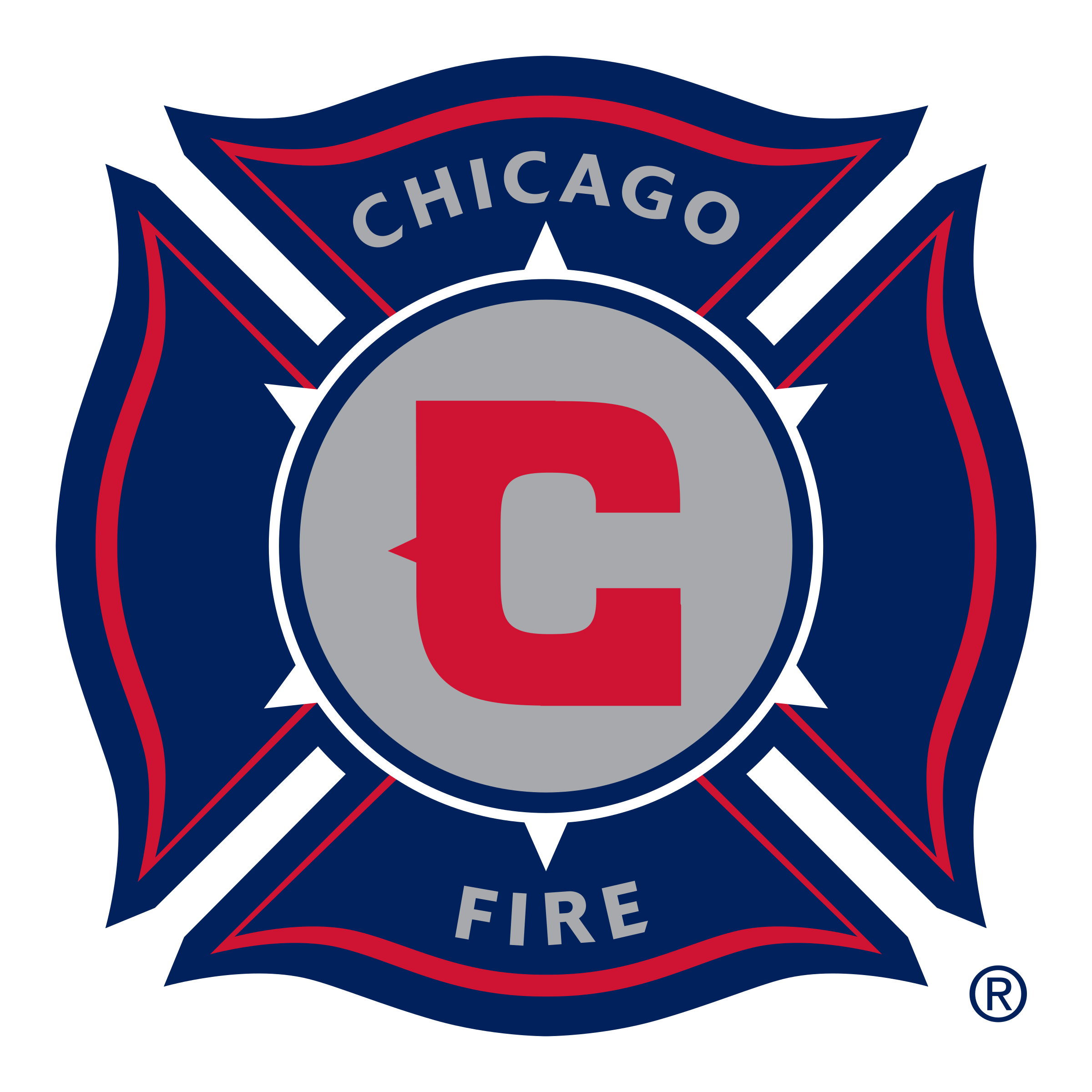 Chicago fire soccer club logo png transparent svg vector chicago fire soccer club logo transparent biocorpaavc Images