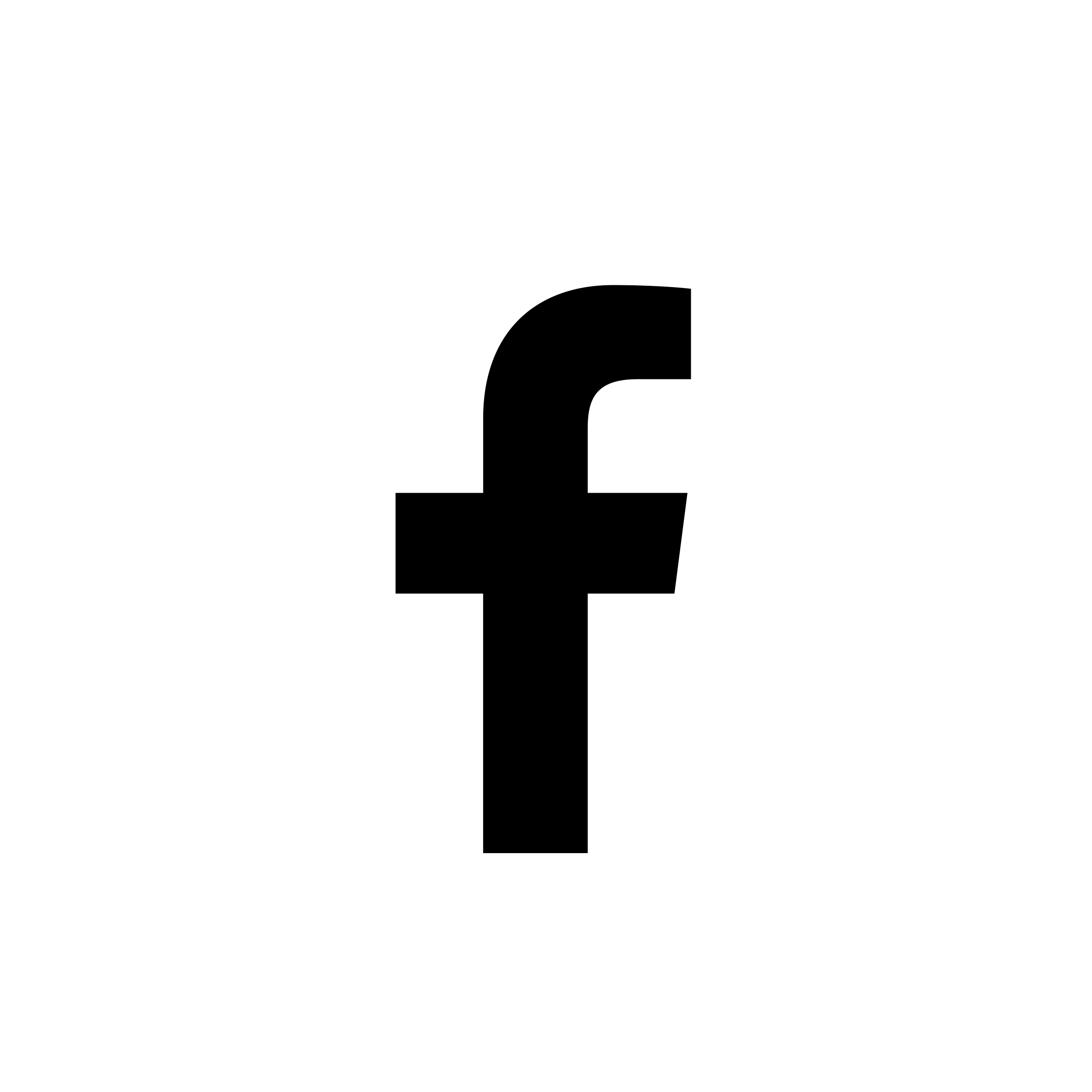Facebook Logo PNG Transparent & SVG Vector - Freebie Supply