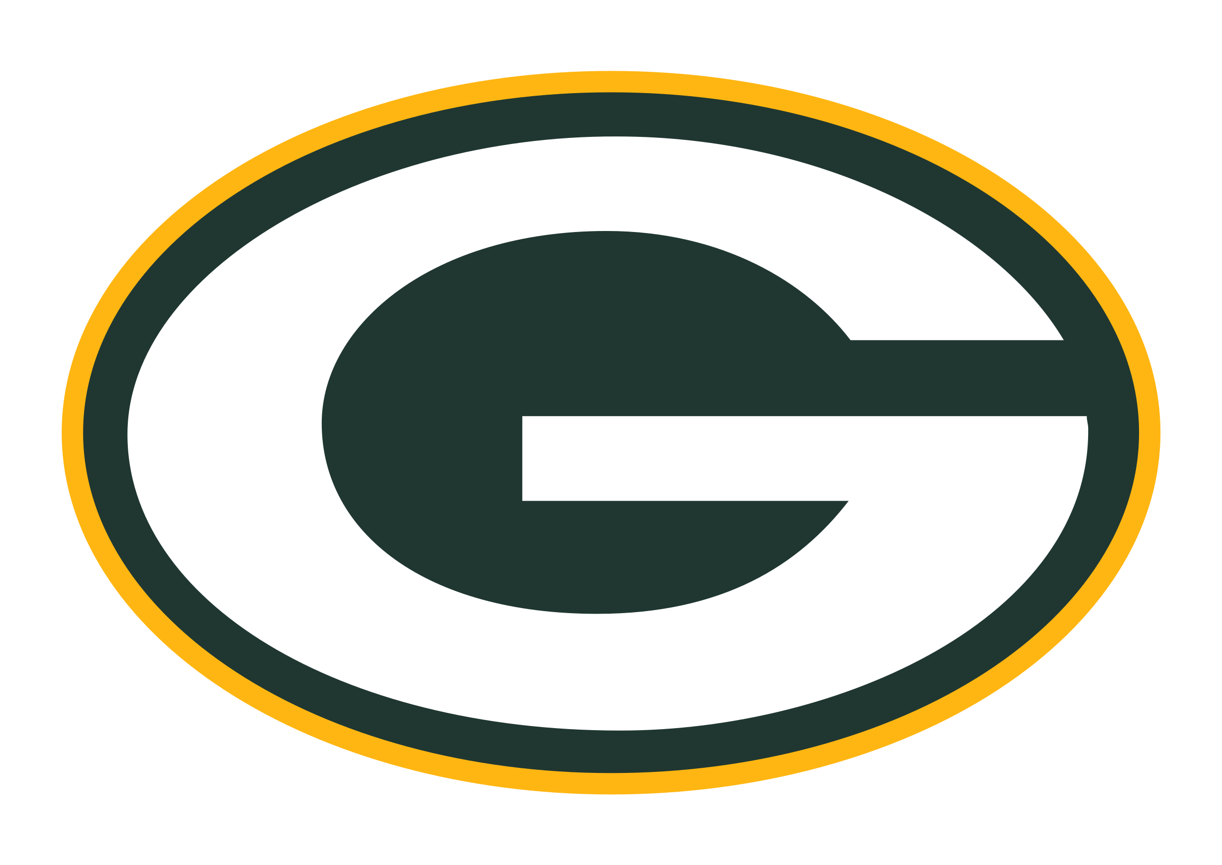 green bay packers logo png transparent   svg vector nfl team logo vector nfl logo vector image