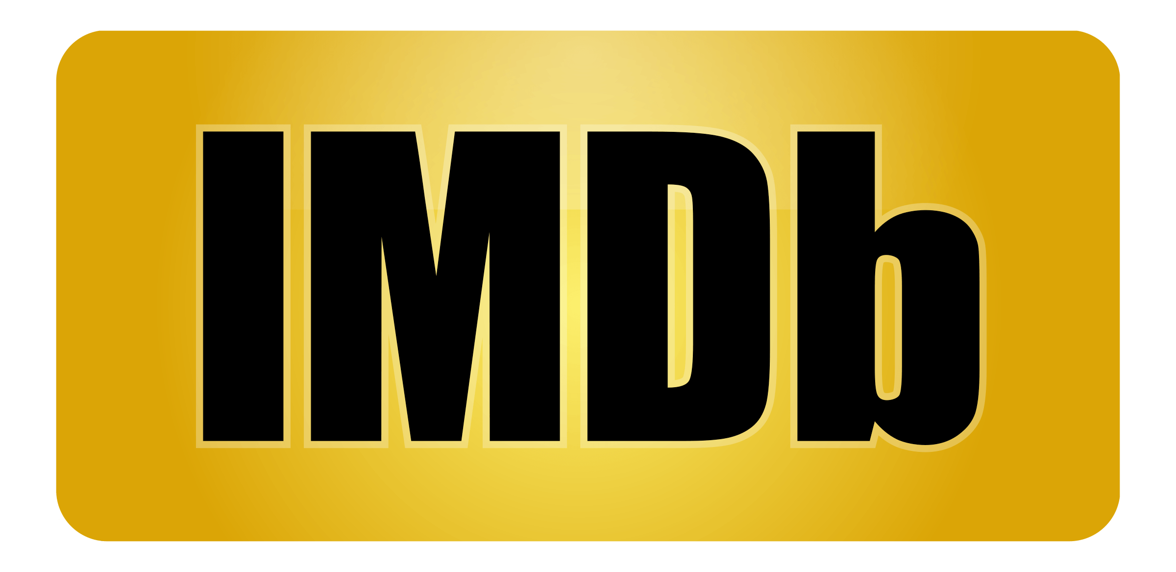IMDb Logo PNG Transparent & SVG Vector - Freebie Supply