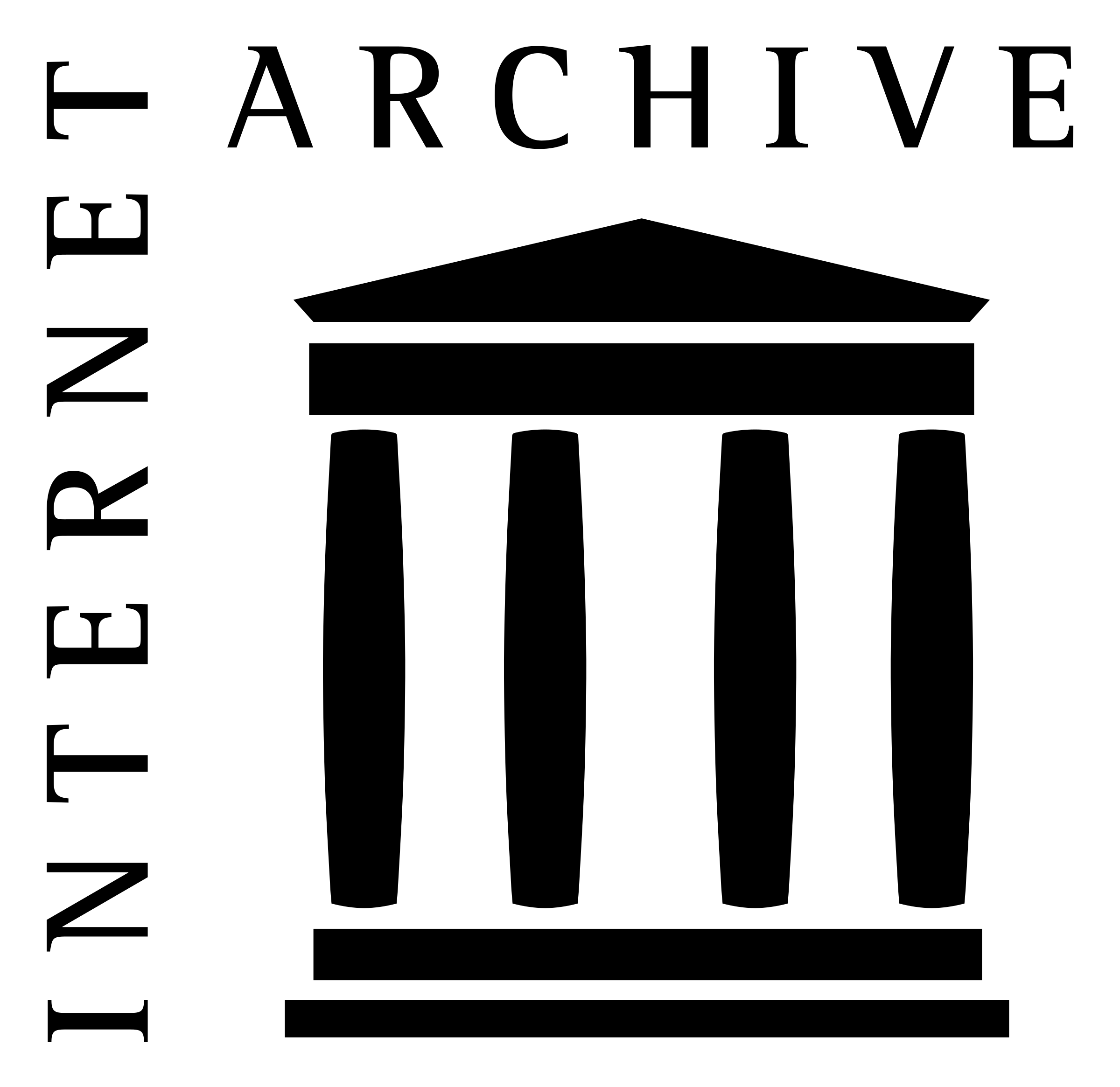 Image result for internet archive logo