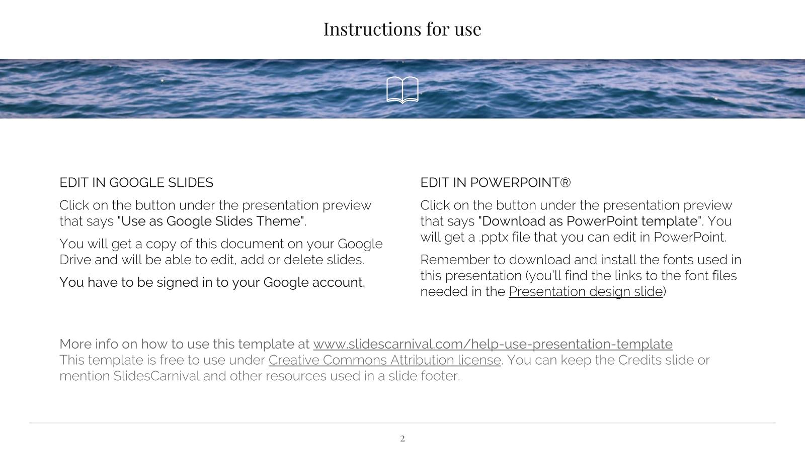 isabella - google slides theme & free powerpoint template, Modern powerpoint