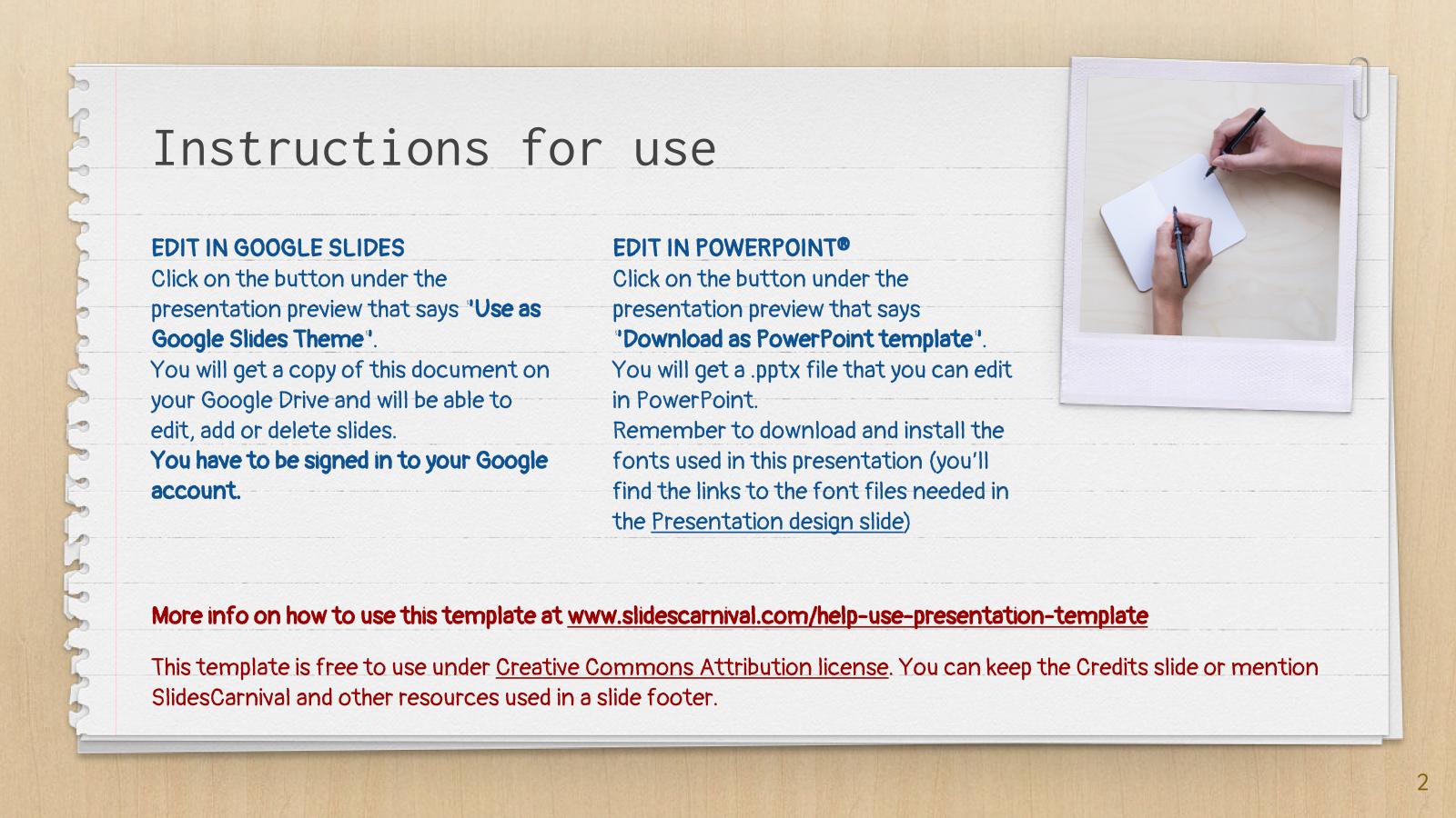 jaques - free powerpoint template & google slides theme - freebie, Modern powerpoint