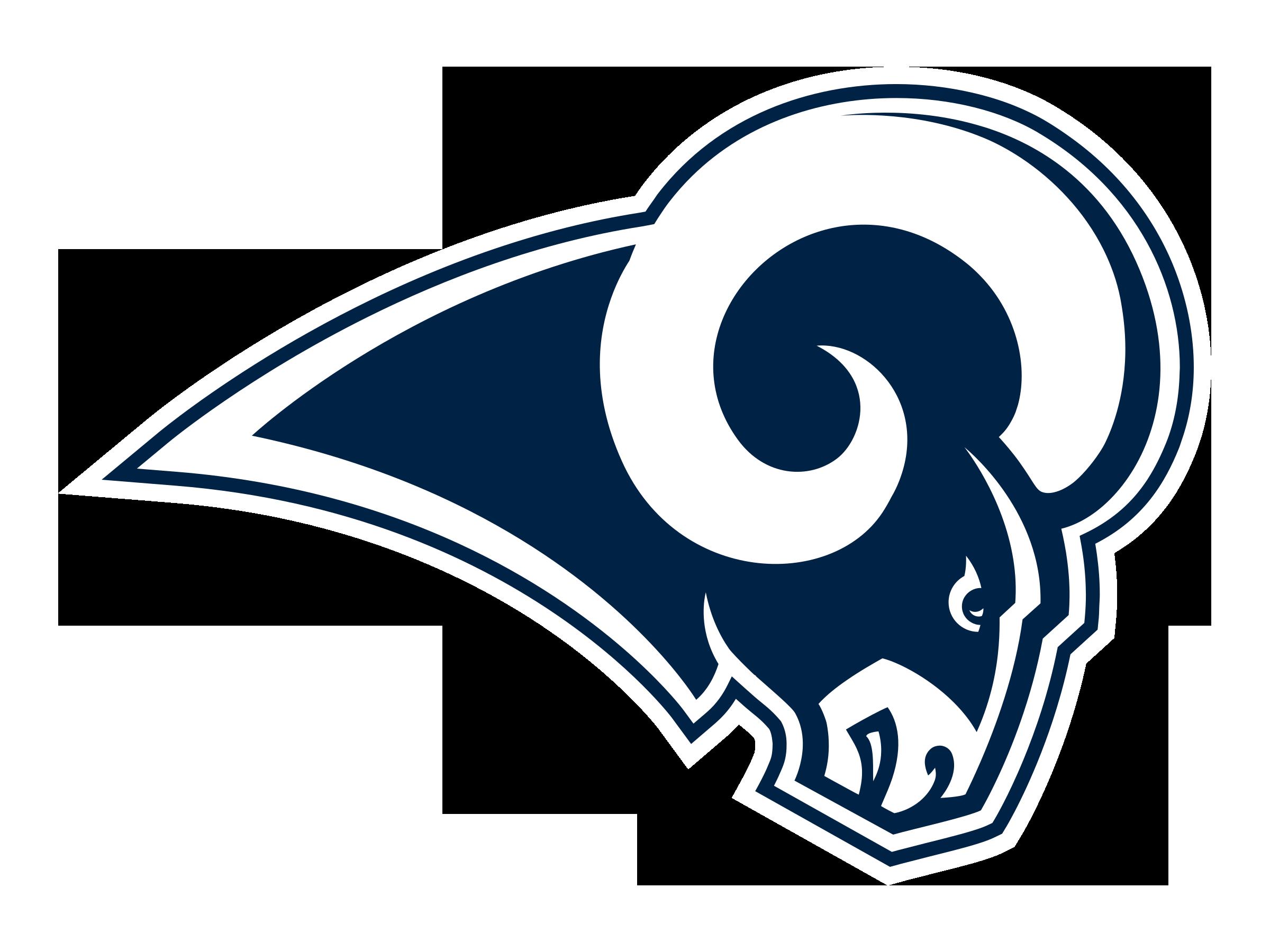 Los Angeles Rams Logo PNG Transparent & SVG Vector ...