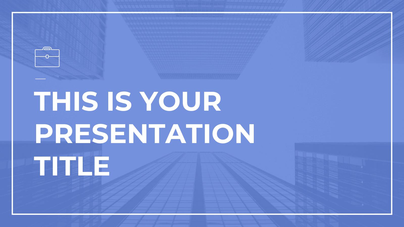 Marina - Free PowerPoint Template & Google Slides Theme - Freebie Supply