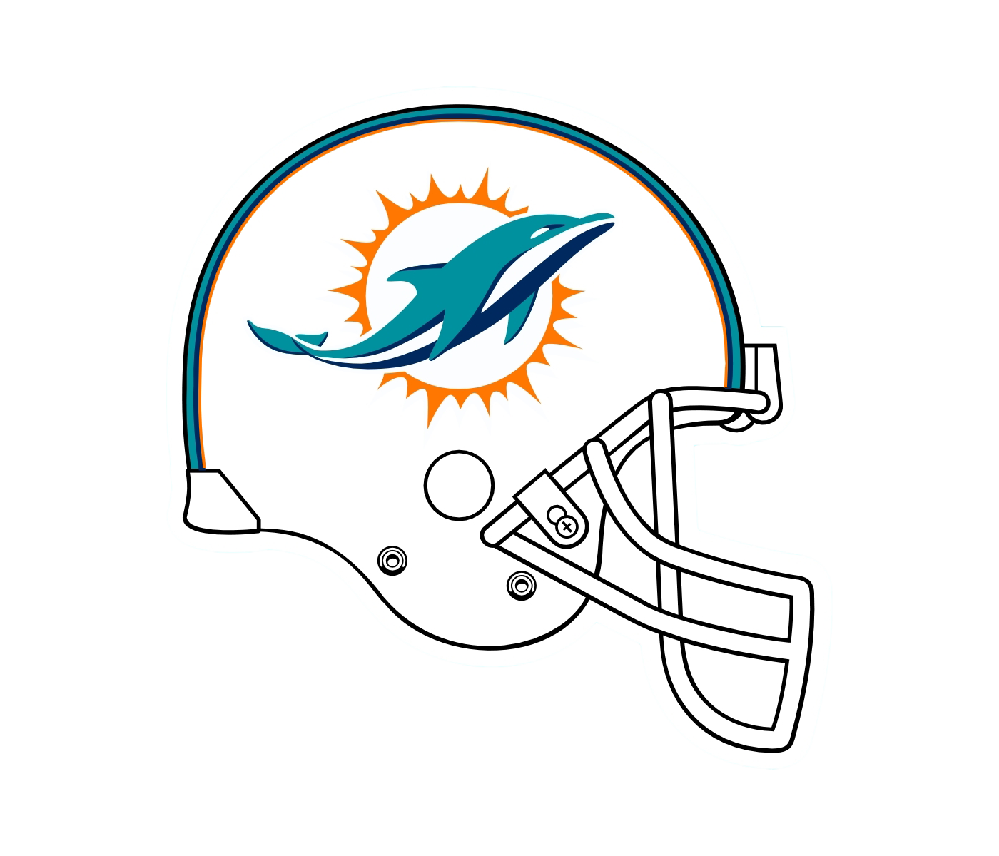 Dolphins logo png - photo#38