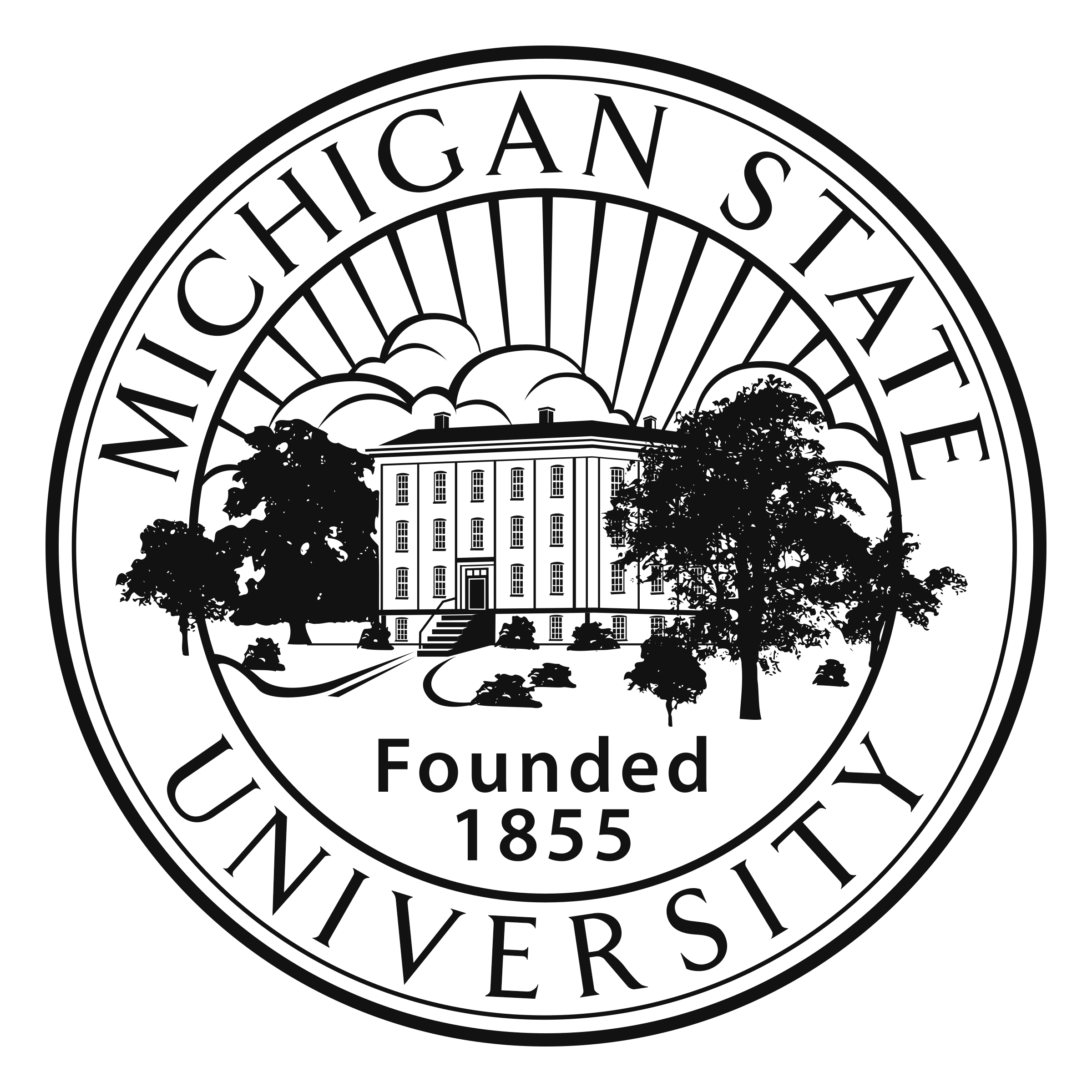 Michigan State Logo PNG Transparent & SVG Vector - Freebie ...