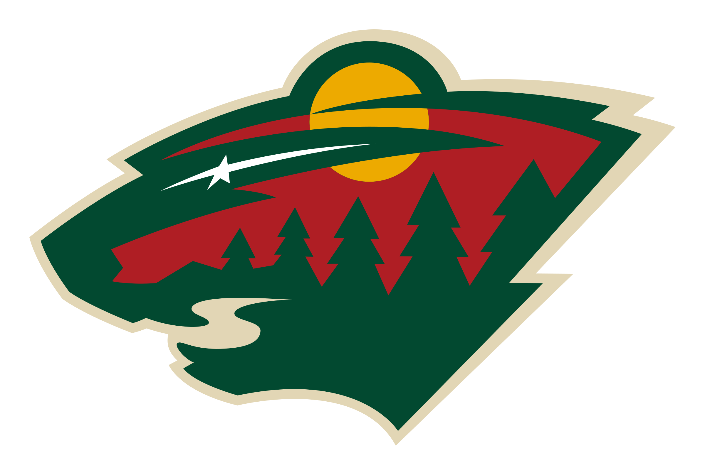 Minnesota wild logo png transparent svg vector freebie supply - Minnesota wild logo ...