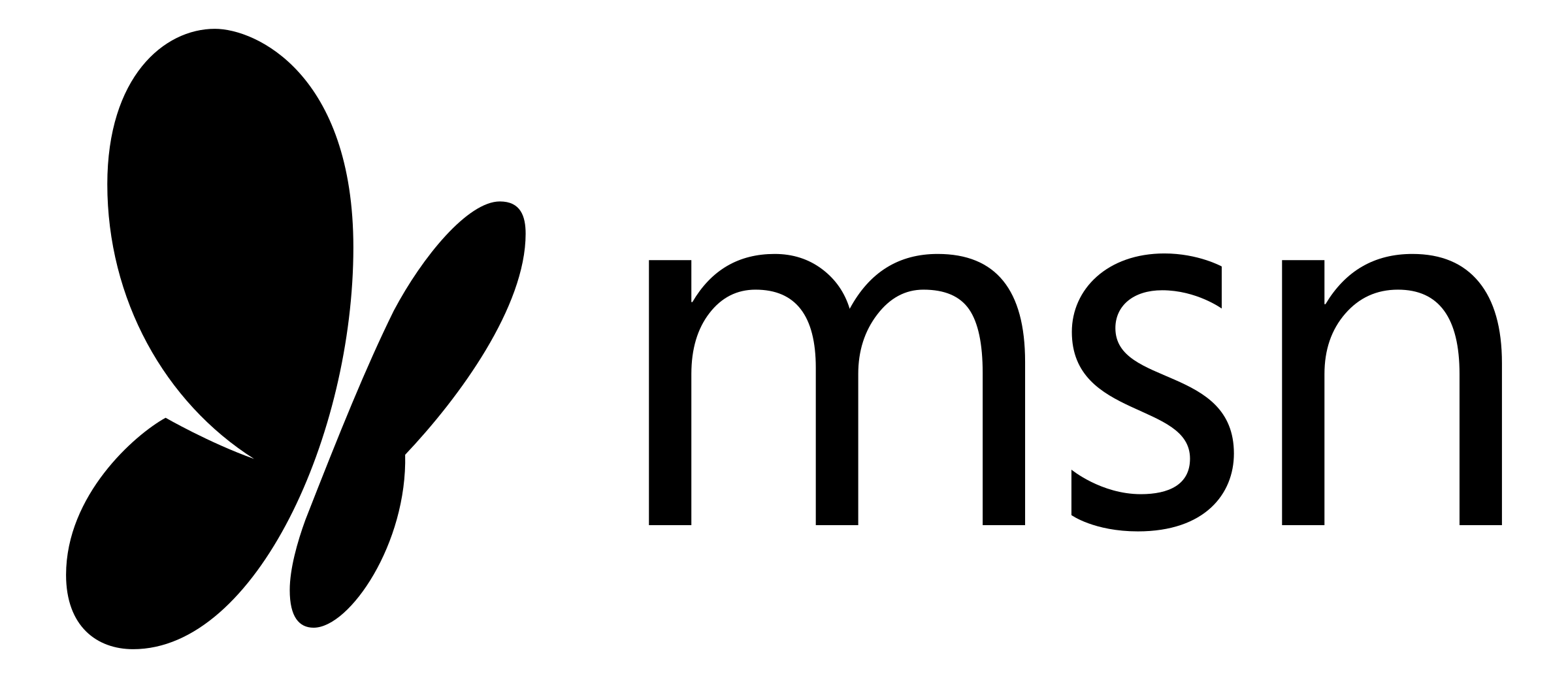 MSN Logo PNG Transparent & SVG Vector