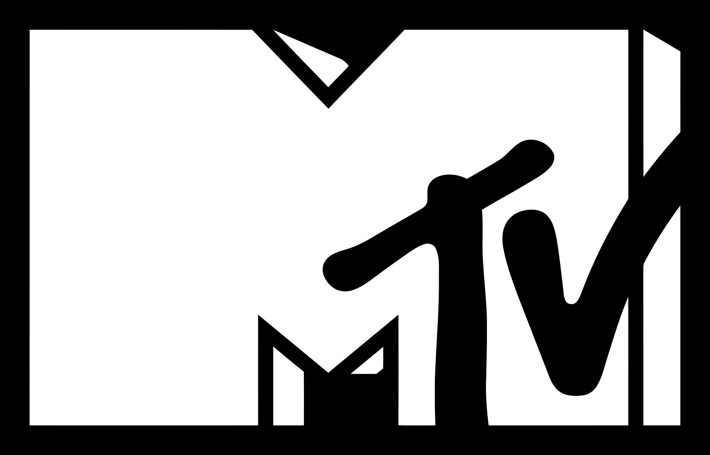 Image result for mtv logo