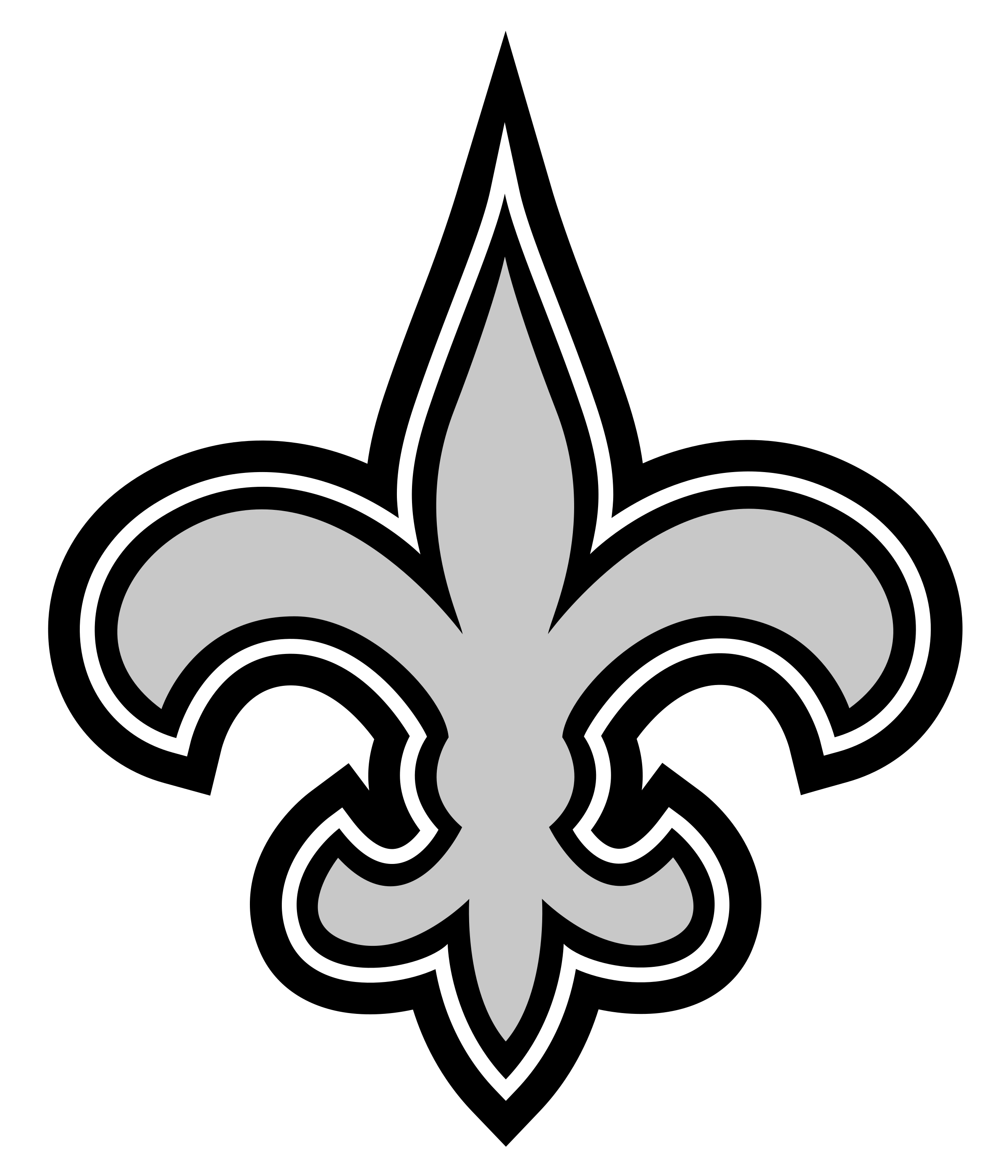 new orleans saints logo png transparent svg vector freebie supply rh freebiesupply com saint etienne logo vector saints logo vector art