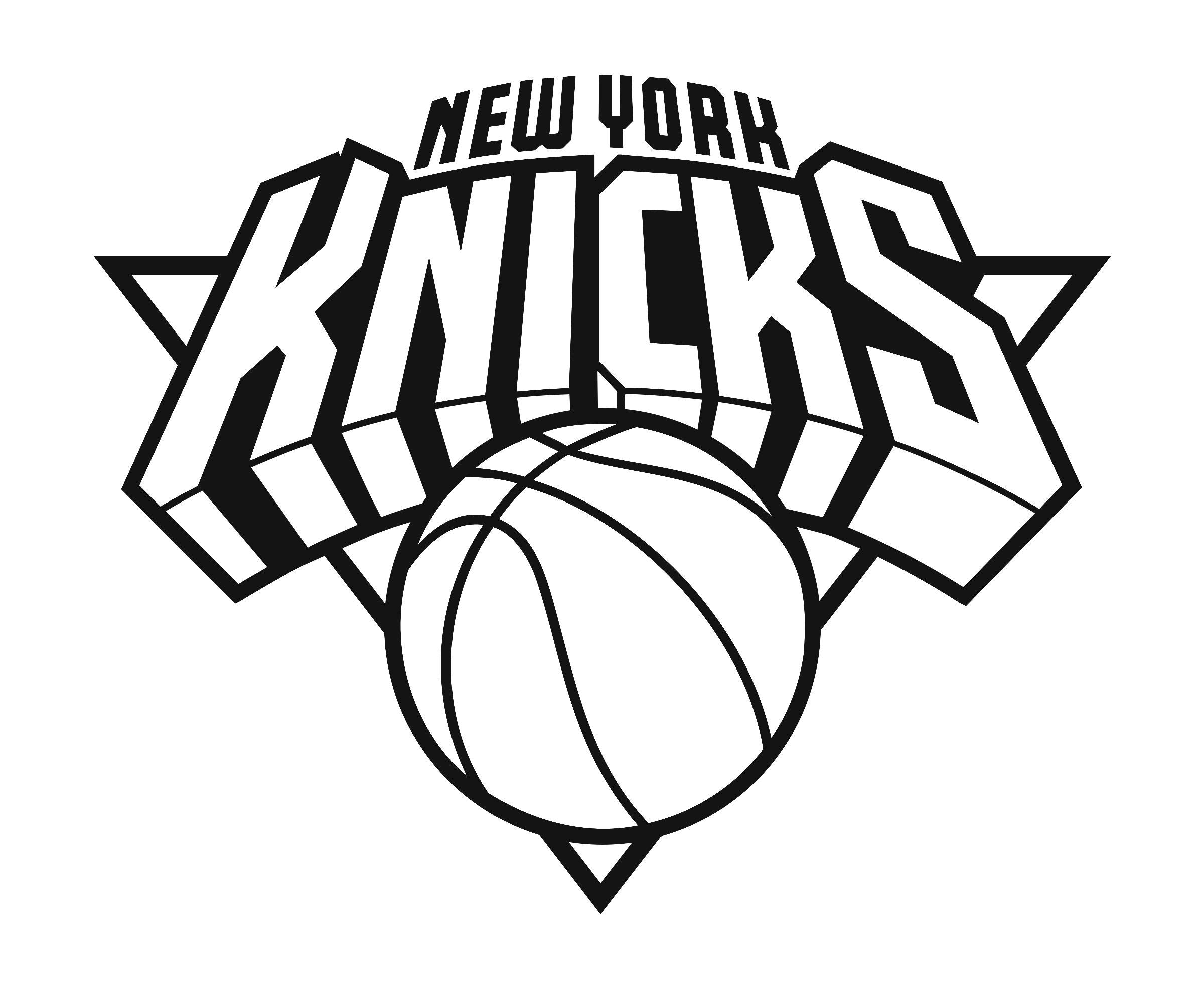 New York Knicks Logo PNG Transparent & SVG Vector ...