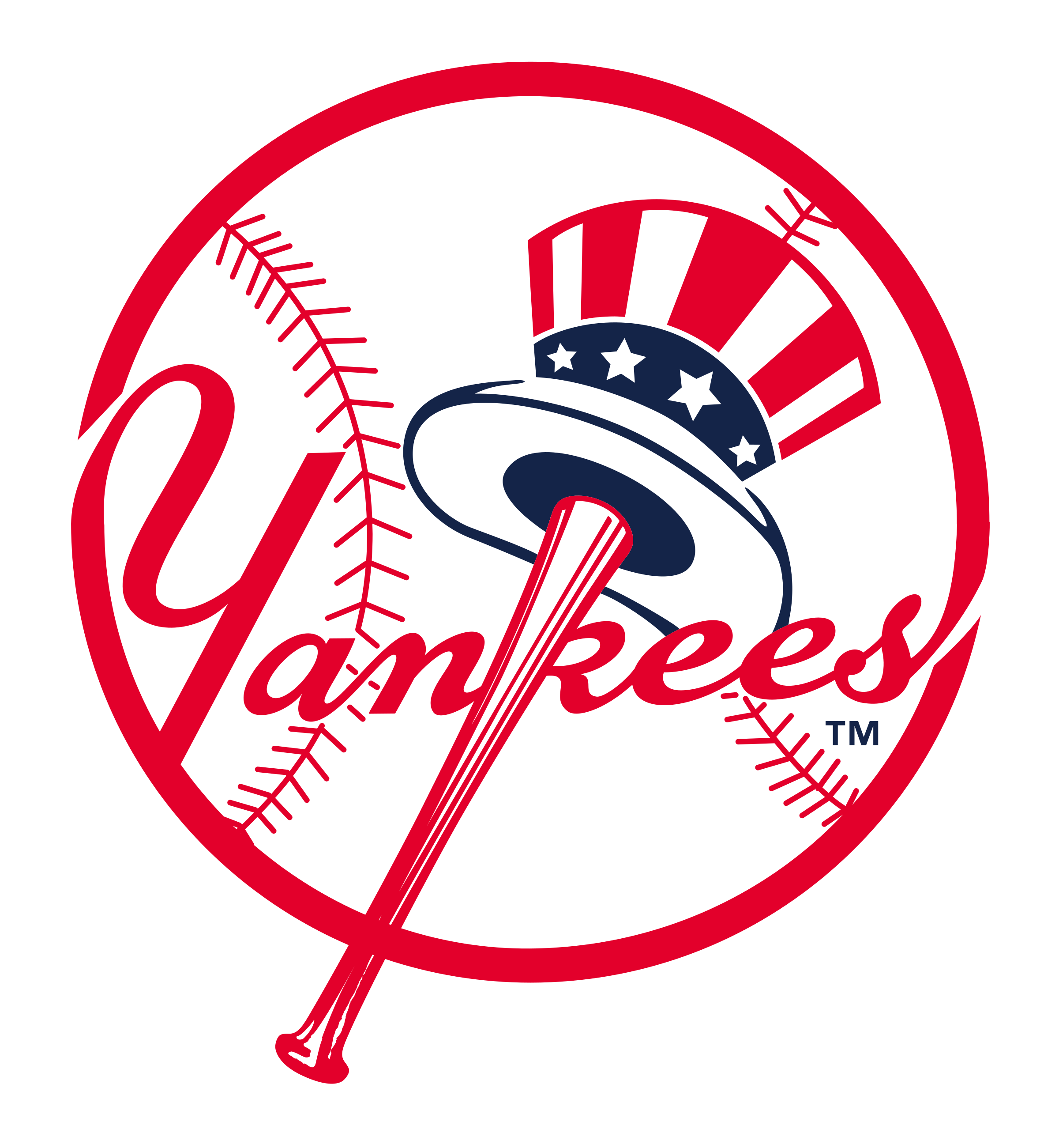 New York Yankees Logo Png Transparent Svg Vector Freebie Supply