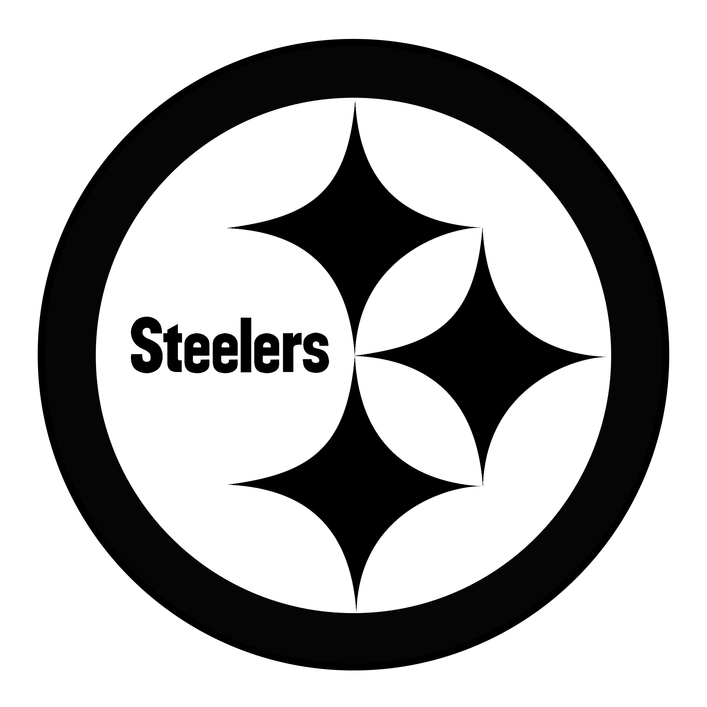 Pittsburgh Steelers Logo Png Transparent Amp Svg Vector