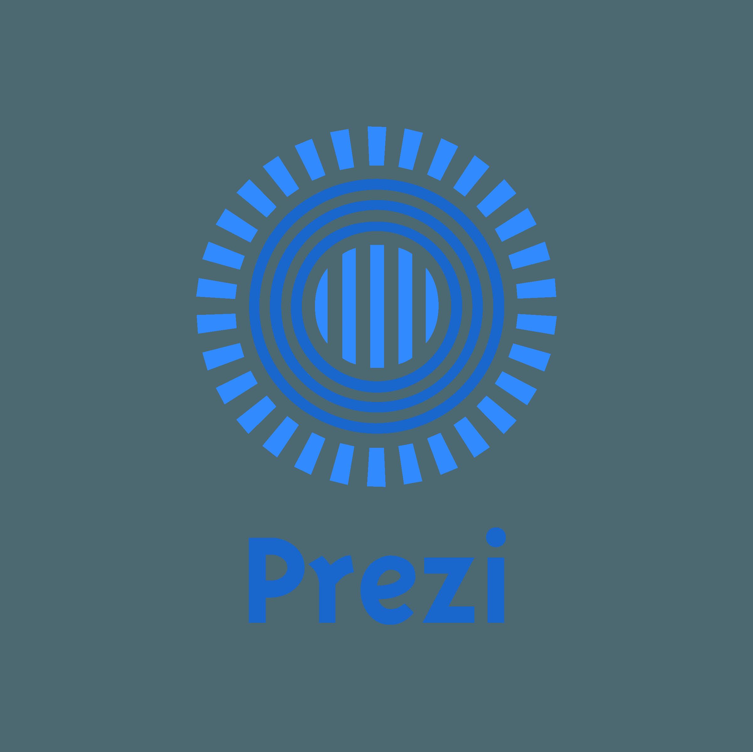 Résultats de recherche d'images pour «prezi logo»