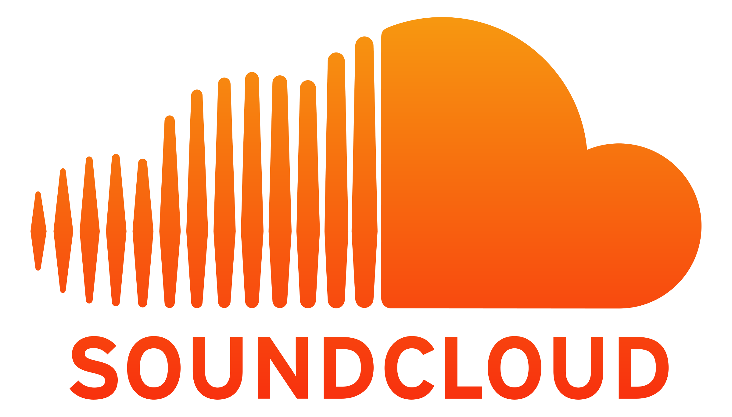 soundcloud logo png transparent amp svg vector freebie supply