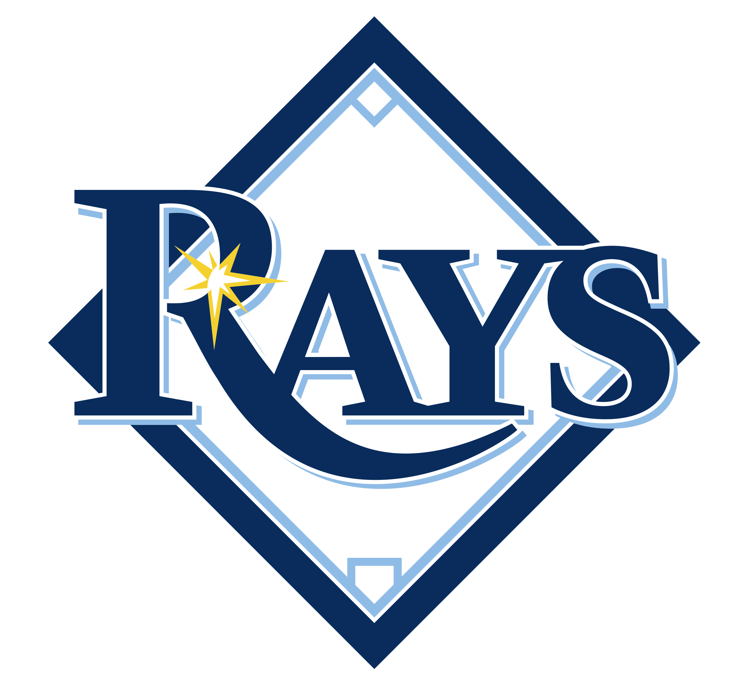 Tampa Bay Rays Logo Transparent
