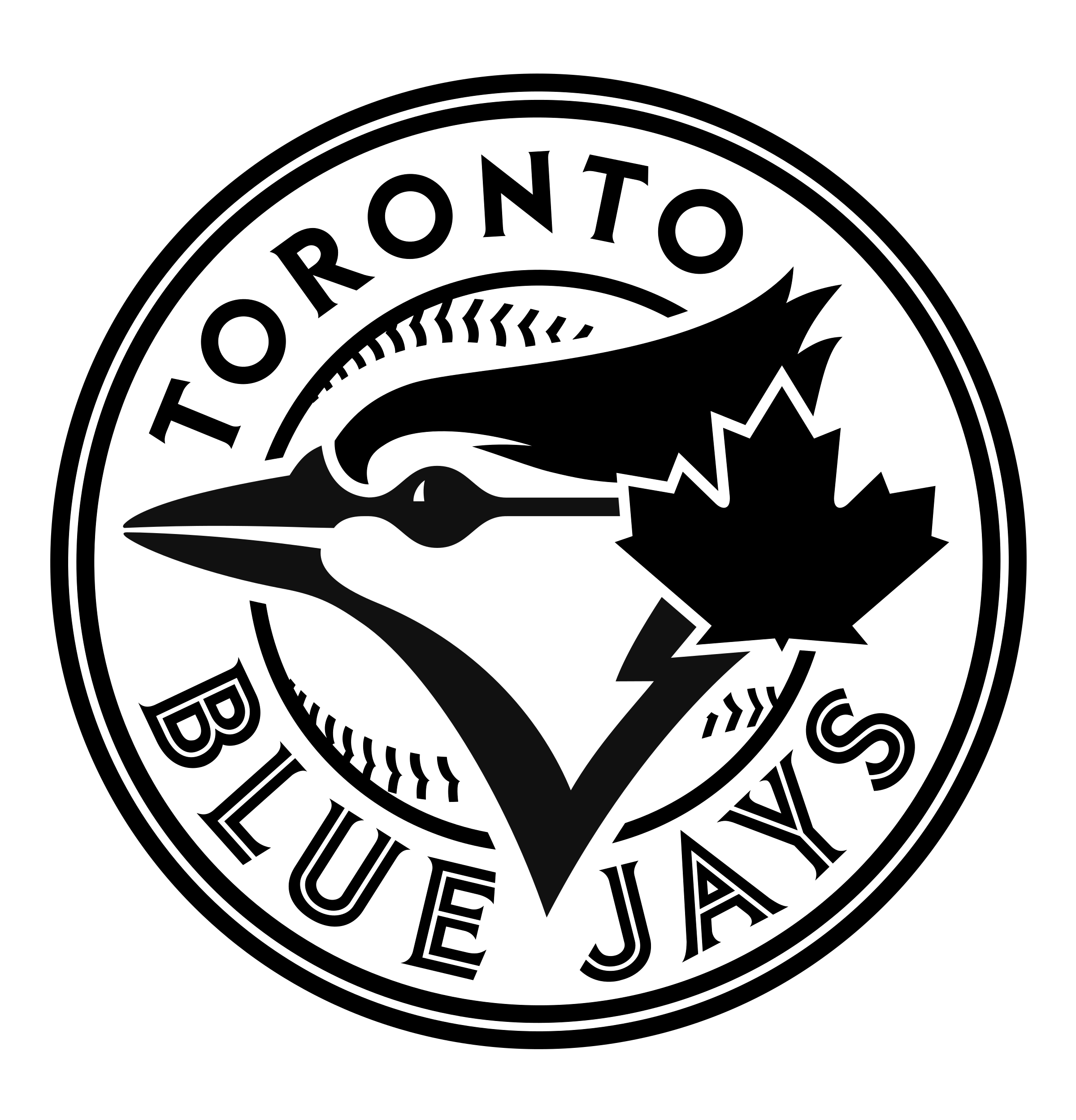 Toronto Blue Jays Coloring Pages
