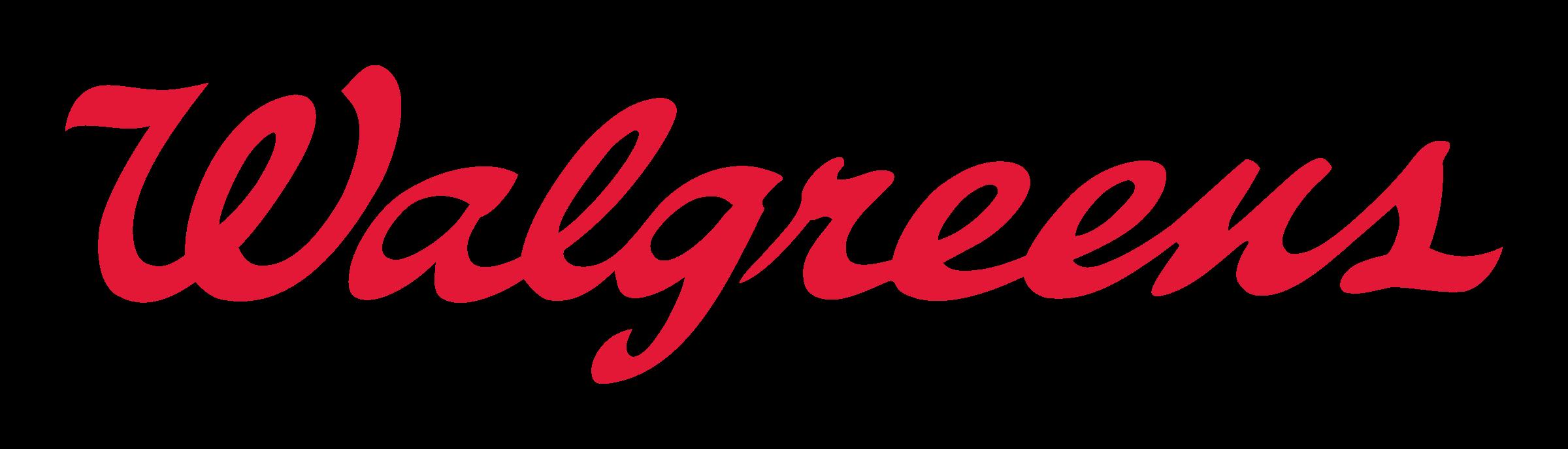 Walgreens Logo PNG Transparent & SVG Vector - Freebie Supply