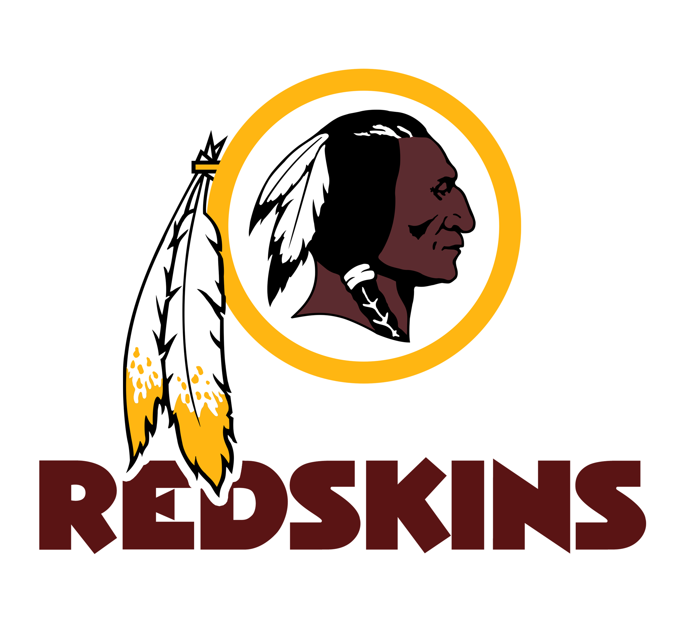 Image result for redskins logo
