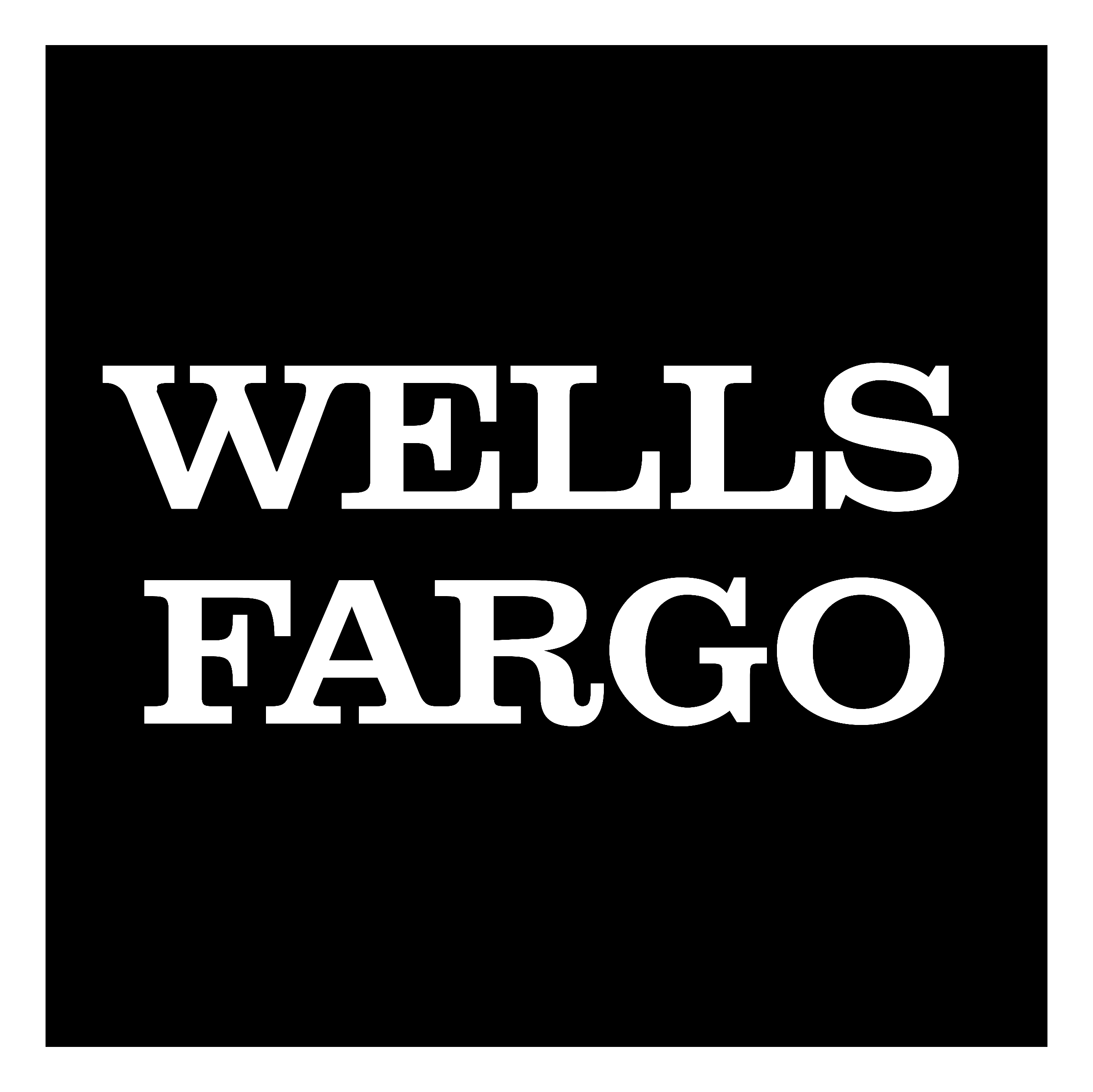 wells fargo logo png transparent   svg vector freebie supply Wells Fargo Old Logo wells fargo stagecoach logo vector
