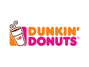 dunkin donuts logo transparent � search results � freebie