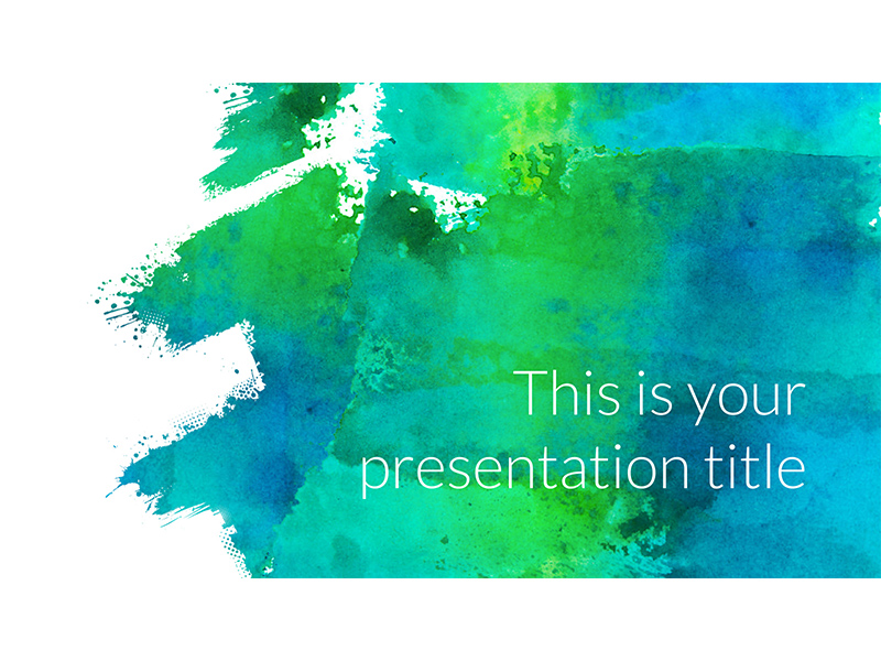 Eglamour Google Slides Theme Free Powerpoint Template Freebie