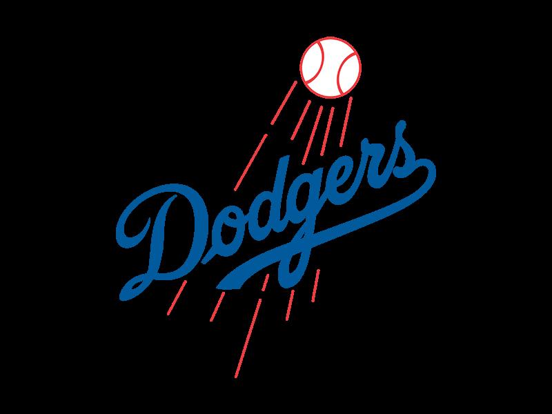 Los Angeles Dodgers Logo Png Transparent Svg Vector Freebie Supply