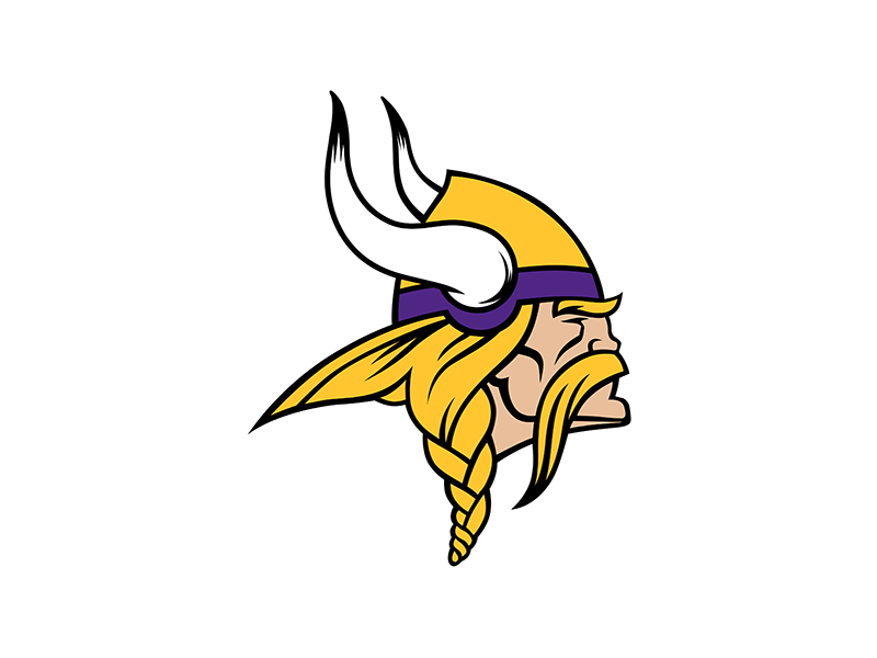 Minnesota Vikings Logo PNG Transparent & SVG Vector ...