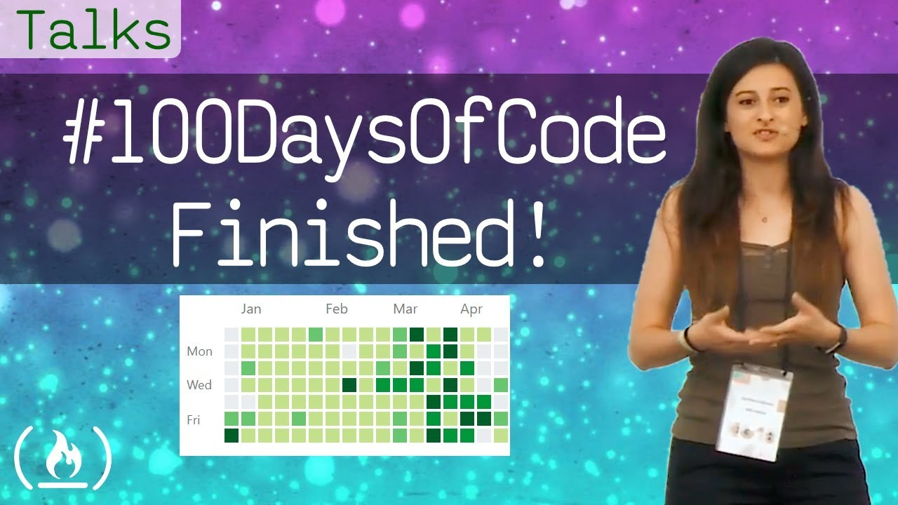 What I learned after 100 solid days of coding every day